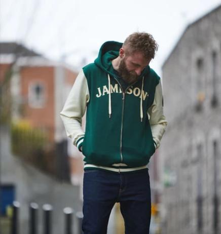 Jameson hoodie