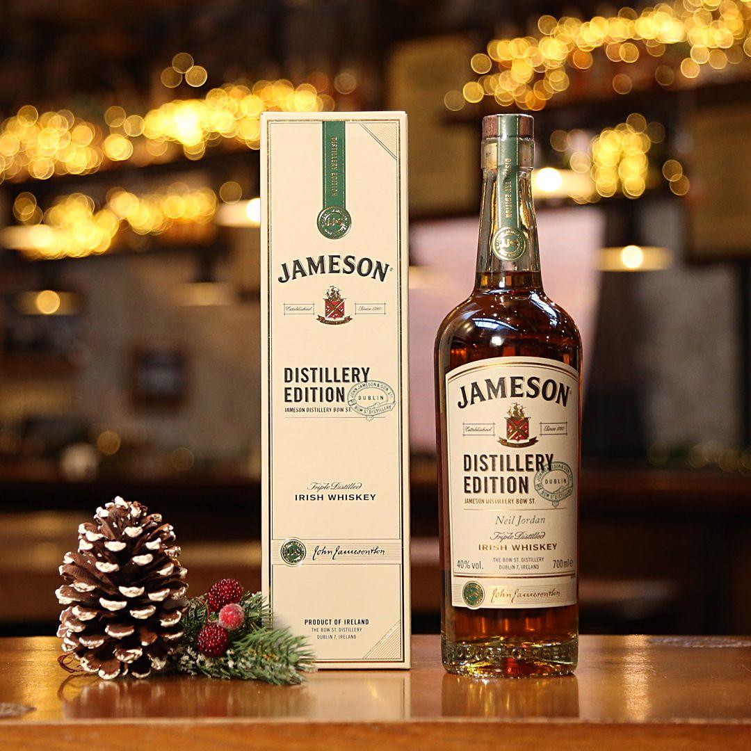 Jameson whiskey gift ideas - Jameson Distillery Edition