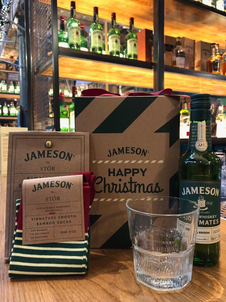 Jameson whiskey gift ideas - Jameson gift box
