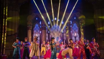 "The Gaiety Panto 2019: ""The most visually stunning production in years"""