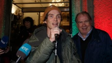 Cillian Murphy pays tribute to Simon Community at launch of three-day festival