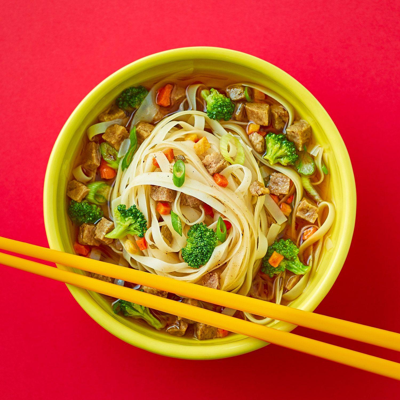 Mr Lee's healthy instant noodles