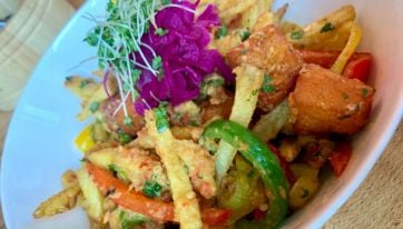 REVIEW: There's a Halloumi Spice Bag to be had at SOUP Ramen in Dun Laoghaire