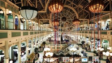 Stephen's Green Shopping Centre giving away unreal prizes over the 12 days of Christmas