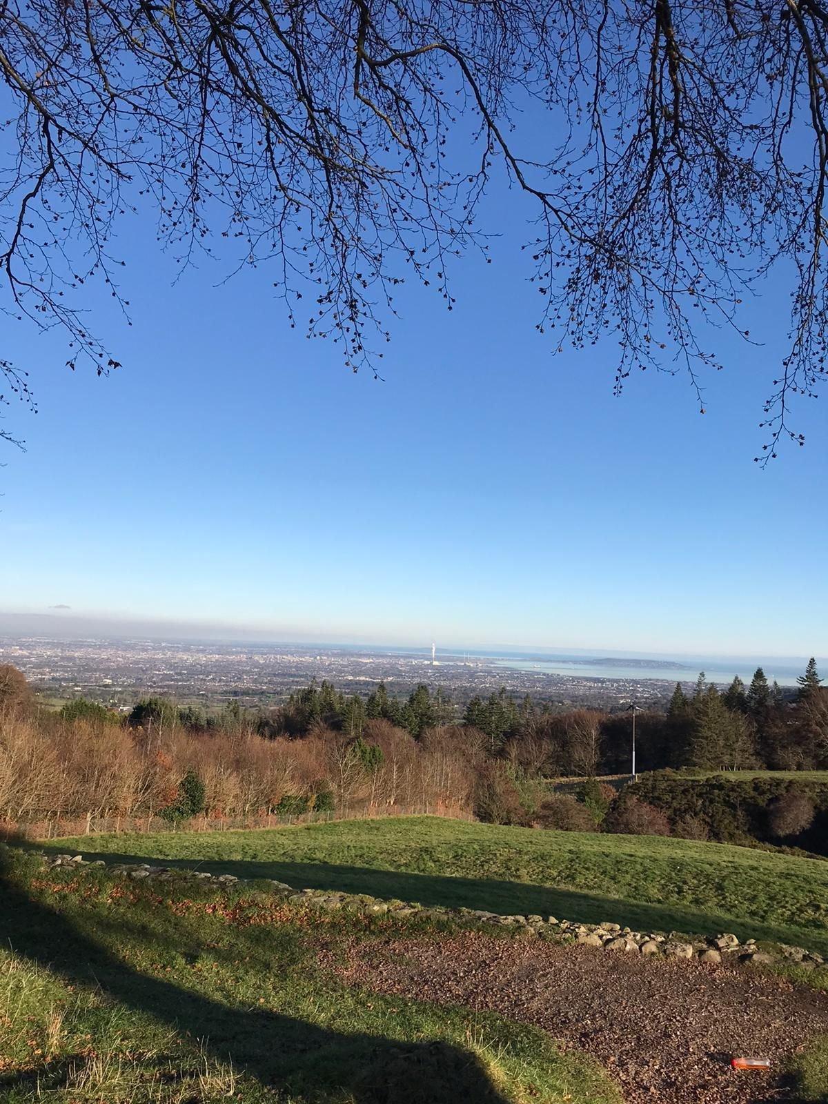 glendalough route views