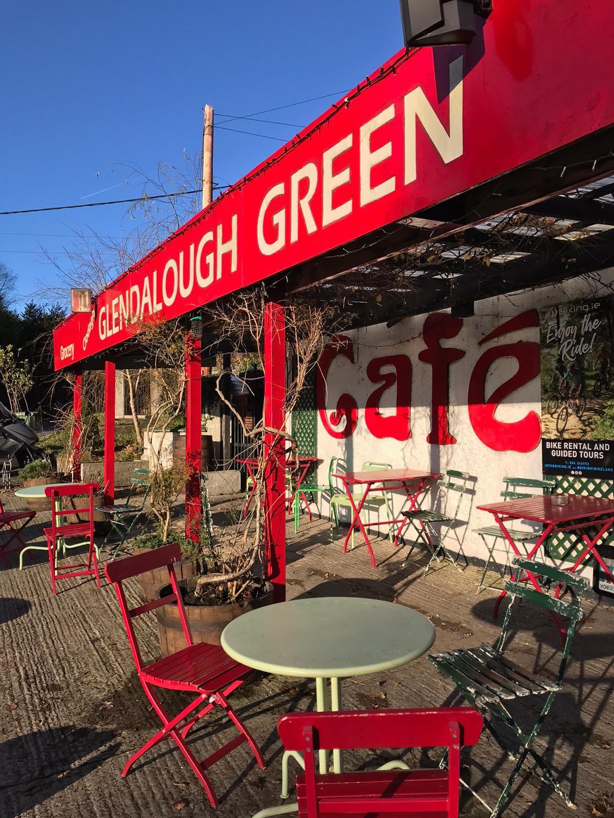 Glendalough Green cafe