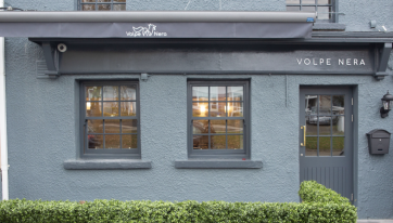 Volpe Nera is Blackrock's latest foodie spot