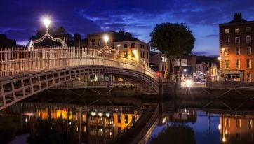 Dublin City Council investigate targeting of staff amid Ha'penny Bridge backlash