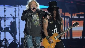 Guns N' Roses to play massive outdoor Dublin gig next year