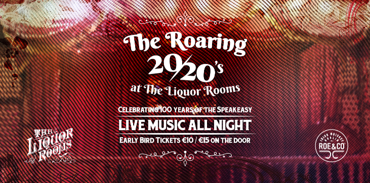 New Year's Eve parties in Dublin