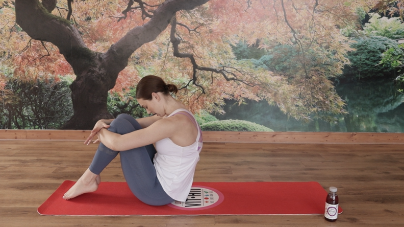 relieving back pain through pilates