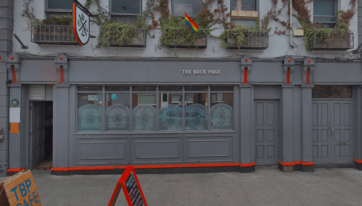 Free lunch for Darraghs and Denises in this Dublin pub all week