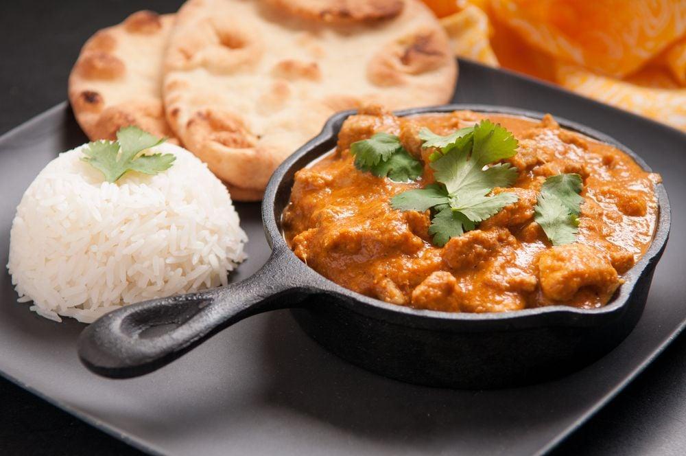 Indian takeaway from Poppadom on Just Eat