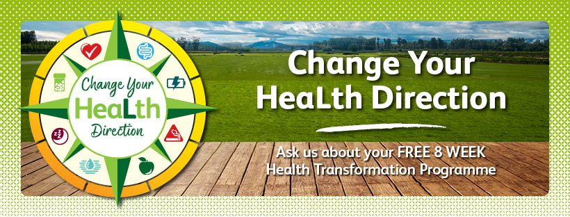 change your health direction with LloydsPharmacy
