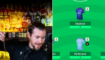 A Dublin bar manager is currently second in the world on Fantasy Premier League