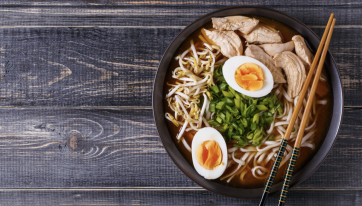 Tasty new ramen pop-up at AVOCA Ballsbridge