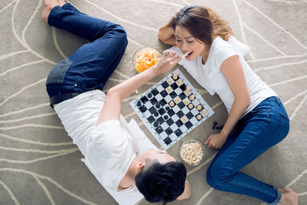 romantic boardgames
