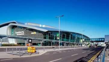 Dublin Airport sums up Irish mentality with tweet about its 80th birthday