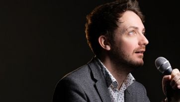 Head to Whelan's tomorrow night for one of Ireland's top comedians, Danny O'Brien