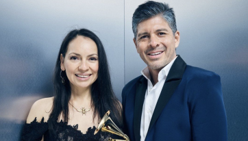 Rodrigo y Gabriela, well known Grafton Street buskers, win their first Grammy Award