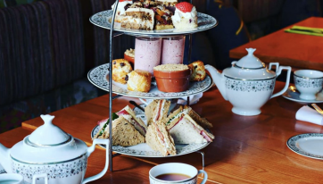 There's a new spot to get your Afternoon Tea fix in Ranelagh