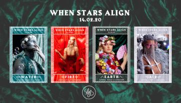 There's a star signs themed Valentine's party happening in Dublin next month