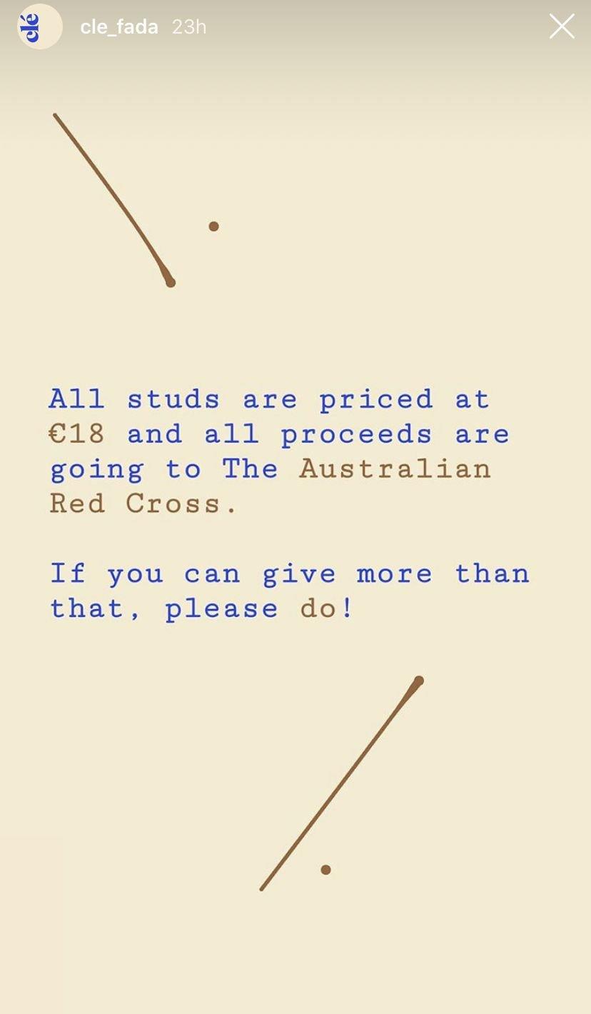 Aussie bushfires