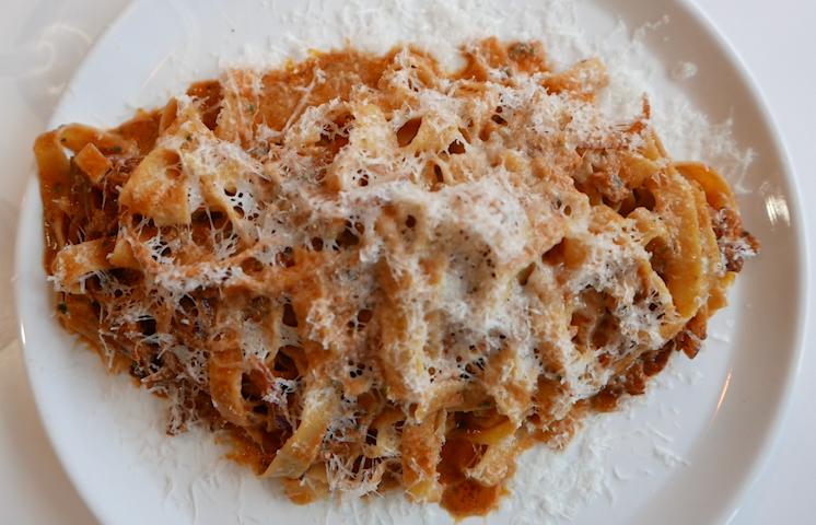 Delicious pasta from Nero XVII
