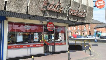Kids eat for free in every Eddie Rockets in Dublin tomorrow
