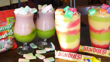 16 insane-looking cocktails you can get at The Paddocks