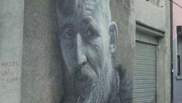 A new immersive street art tour is coming to Dublin