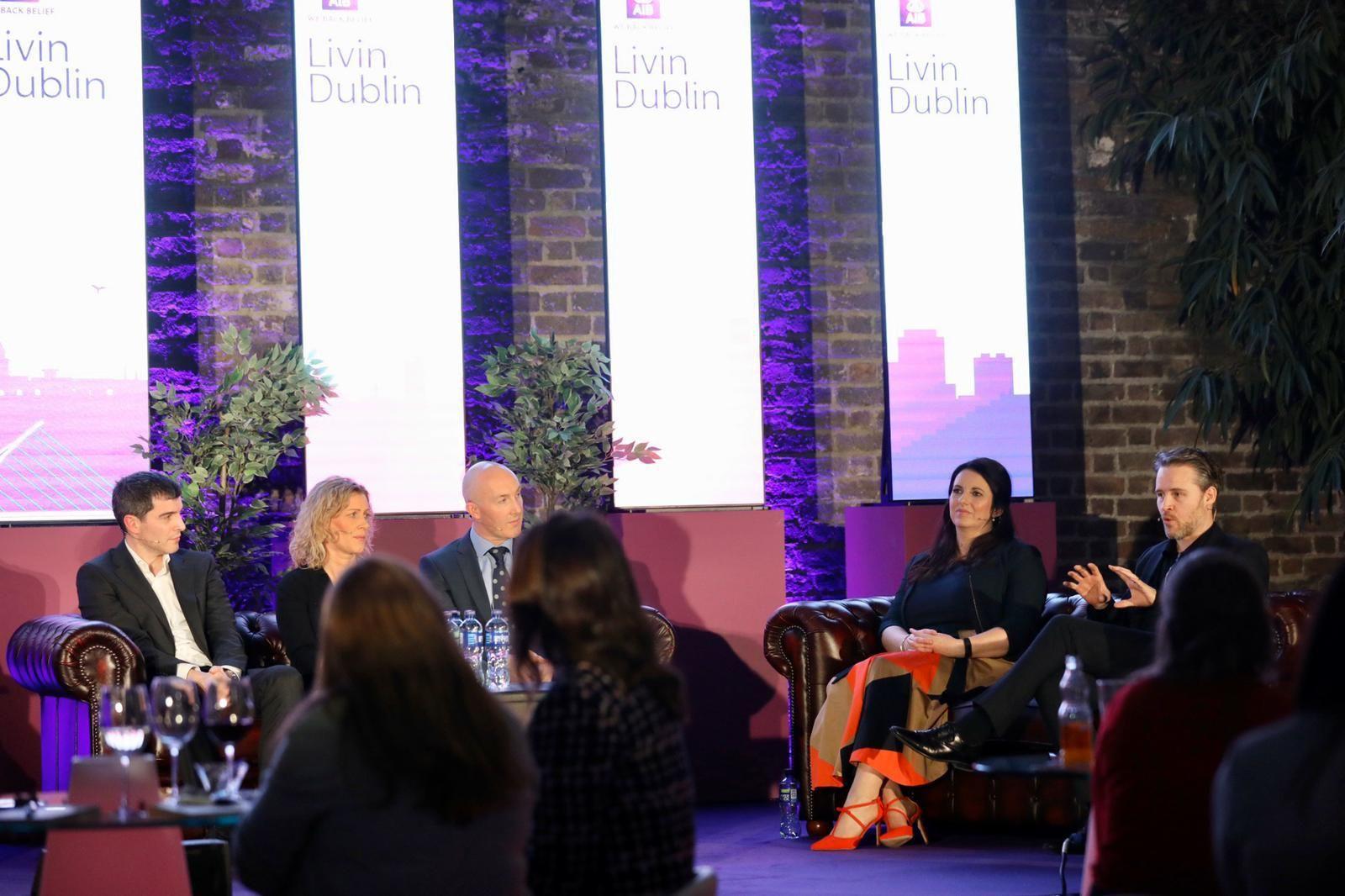 AIB Livin Dublin CHQ summit