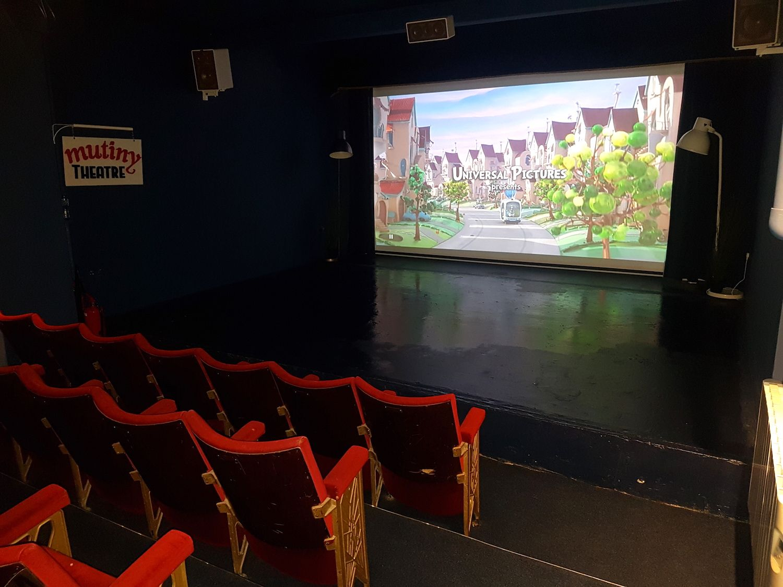 mutiny theatre Dublin cinema