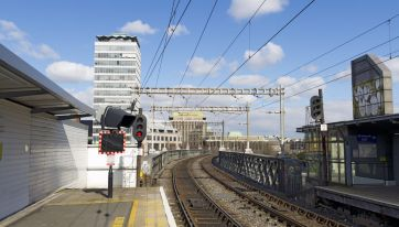 Pearse and Tara Street stations will be closed all weekend for repair works