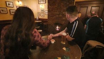 Clontarf pub hilariously live-blogs first date on Valentine's Day
