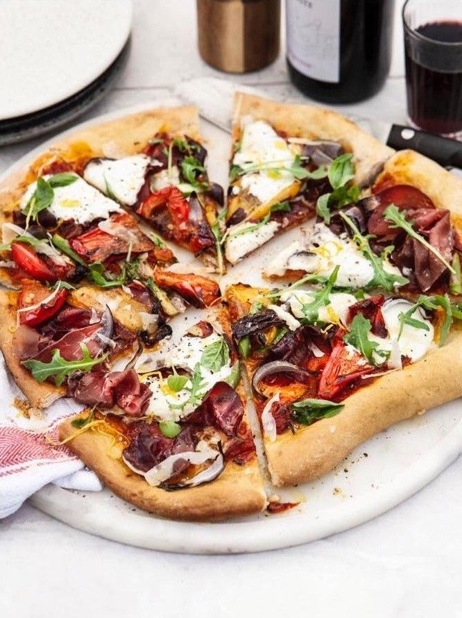 Gourmet Pizza Workshop