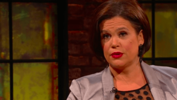 Mary Lou McDonald did the Macarena in Dublin today and nobody knows what's going on anymore