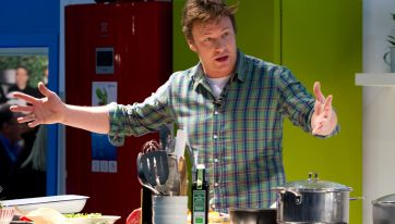 Jamie Oliver is opening a new restaurant in Dublin city centre