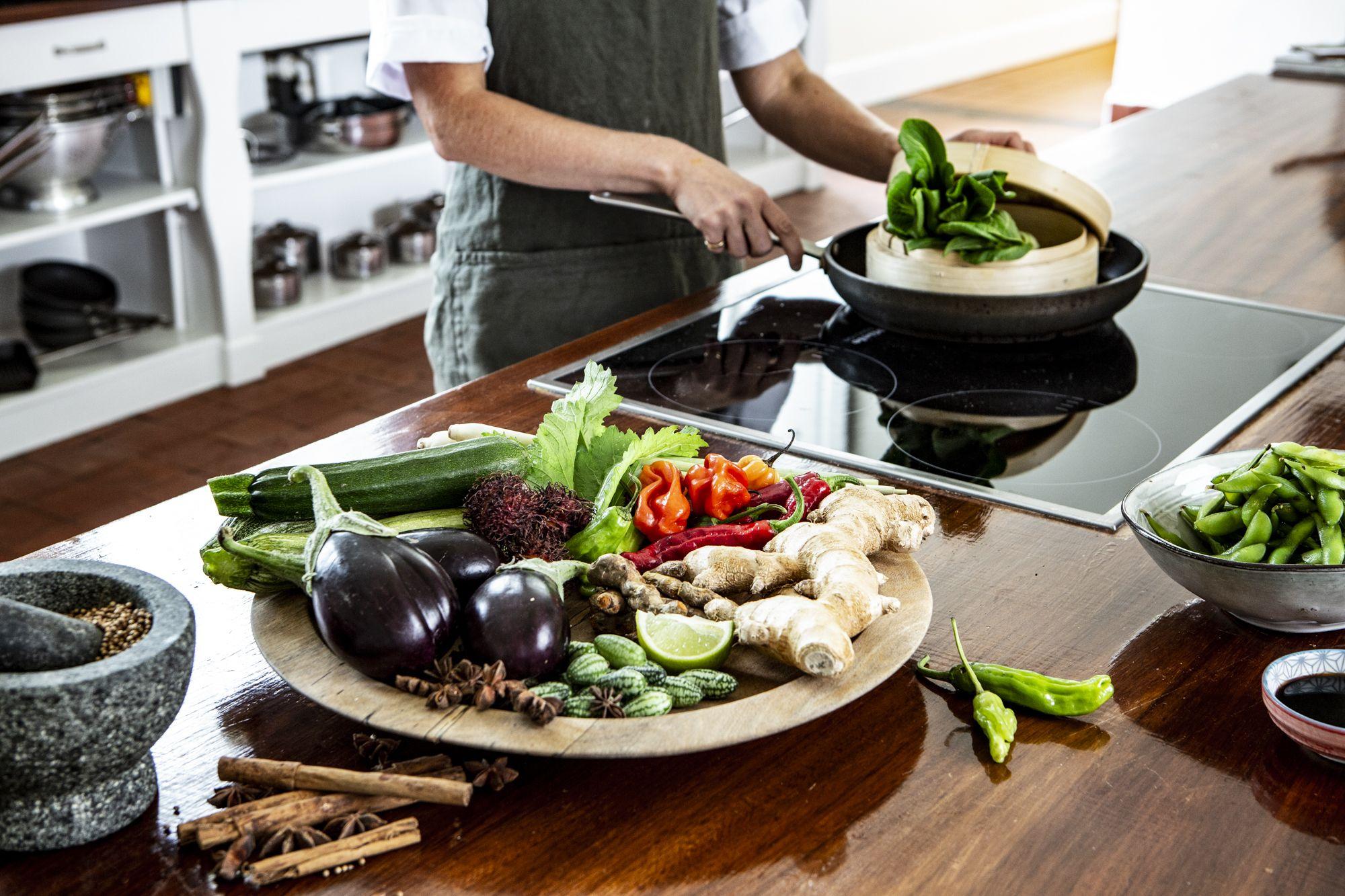 Howth Castle Cookery School Thai Cuisine