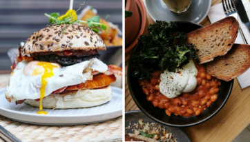 Nine places to get all day breakfast in Dublin