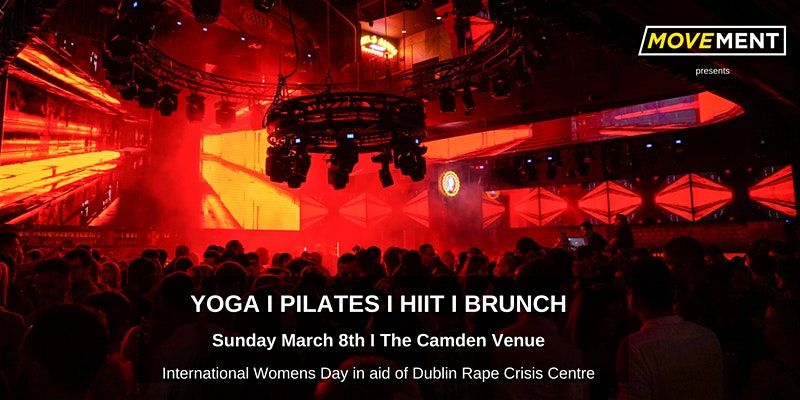 The camden fitness event for Dublin Rape Crisis Centre