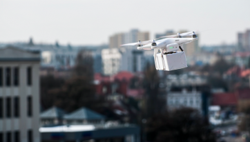 Dublin's first drone food delivery service to be trialled next month