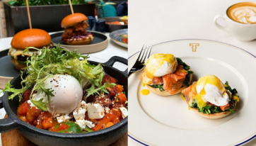 Nine places to get brunch in The Liberties