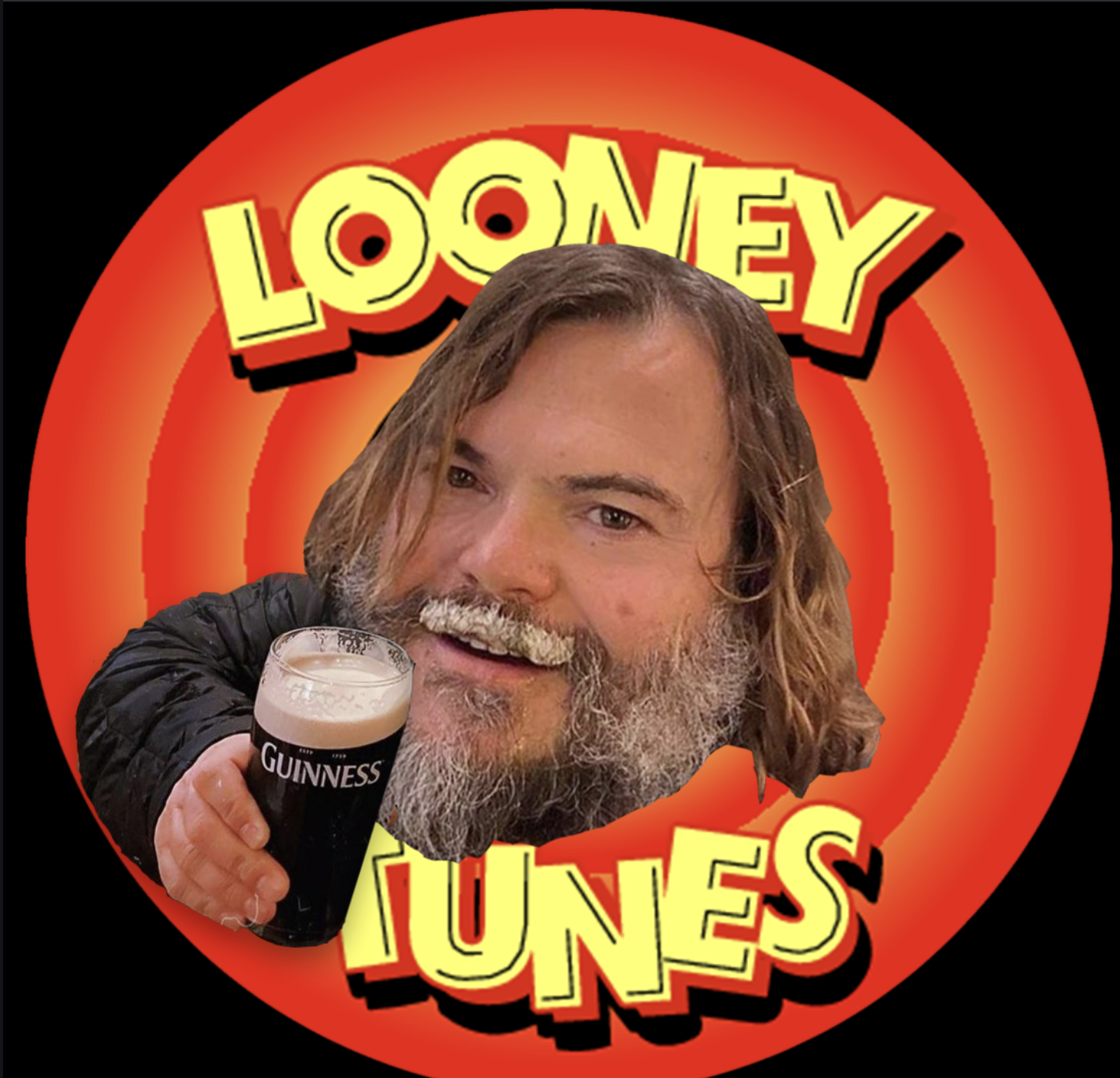 photoshop version of Jack Black's pic