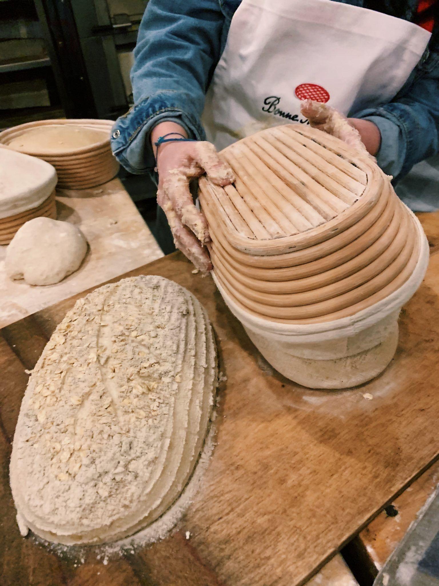Bread 41 baking class