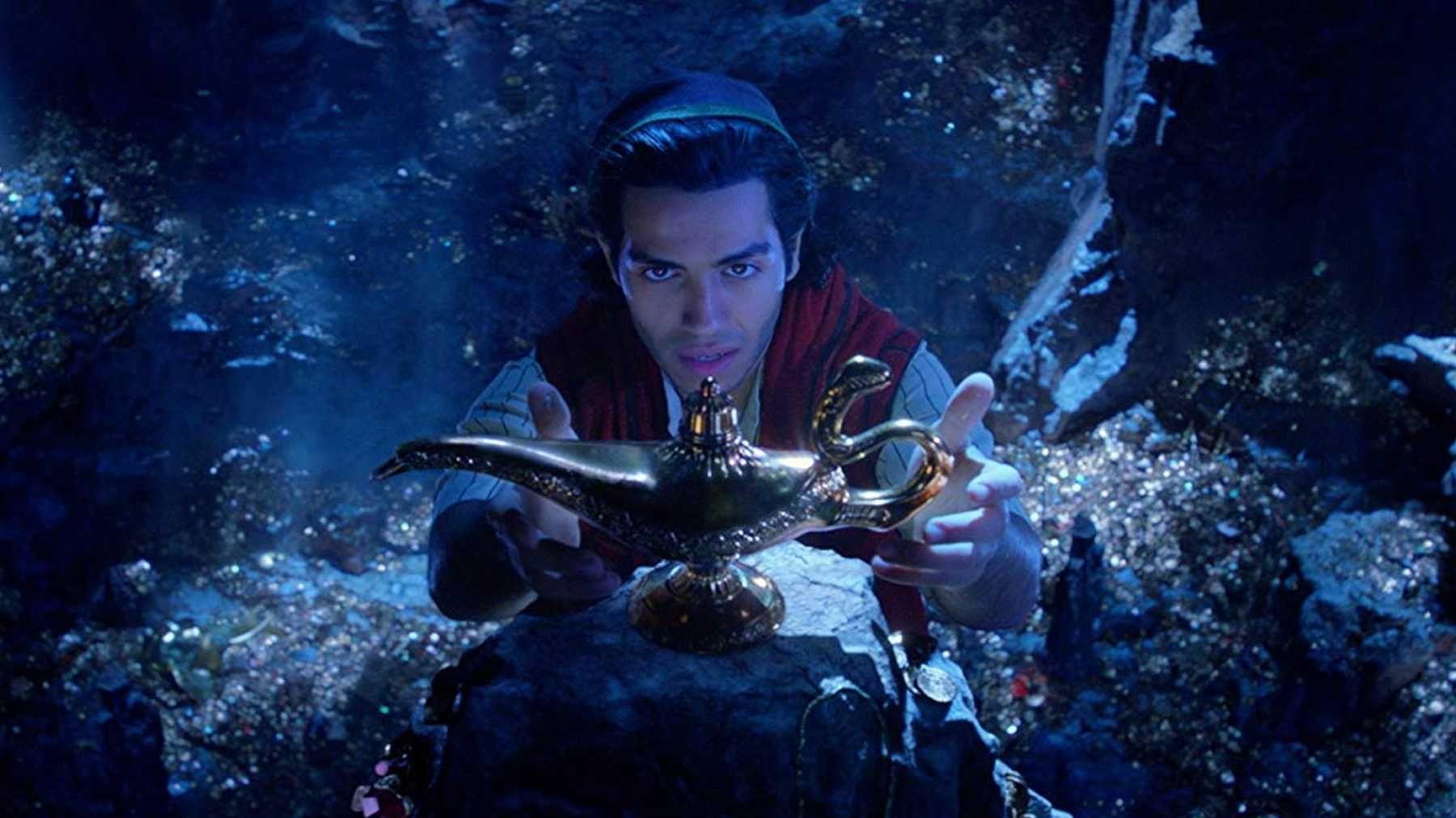 aladdin 2019 on Disney+