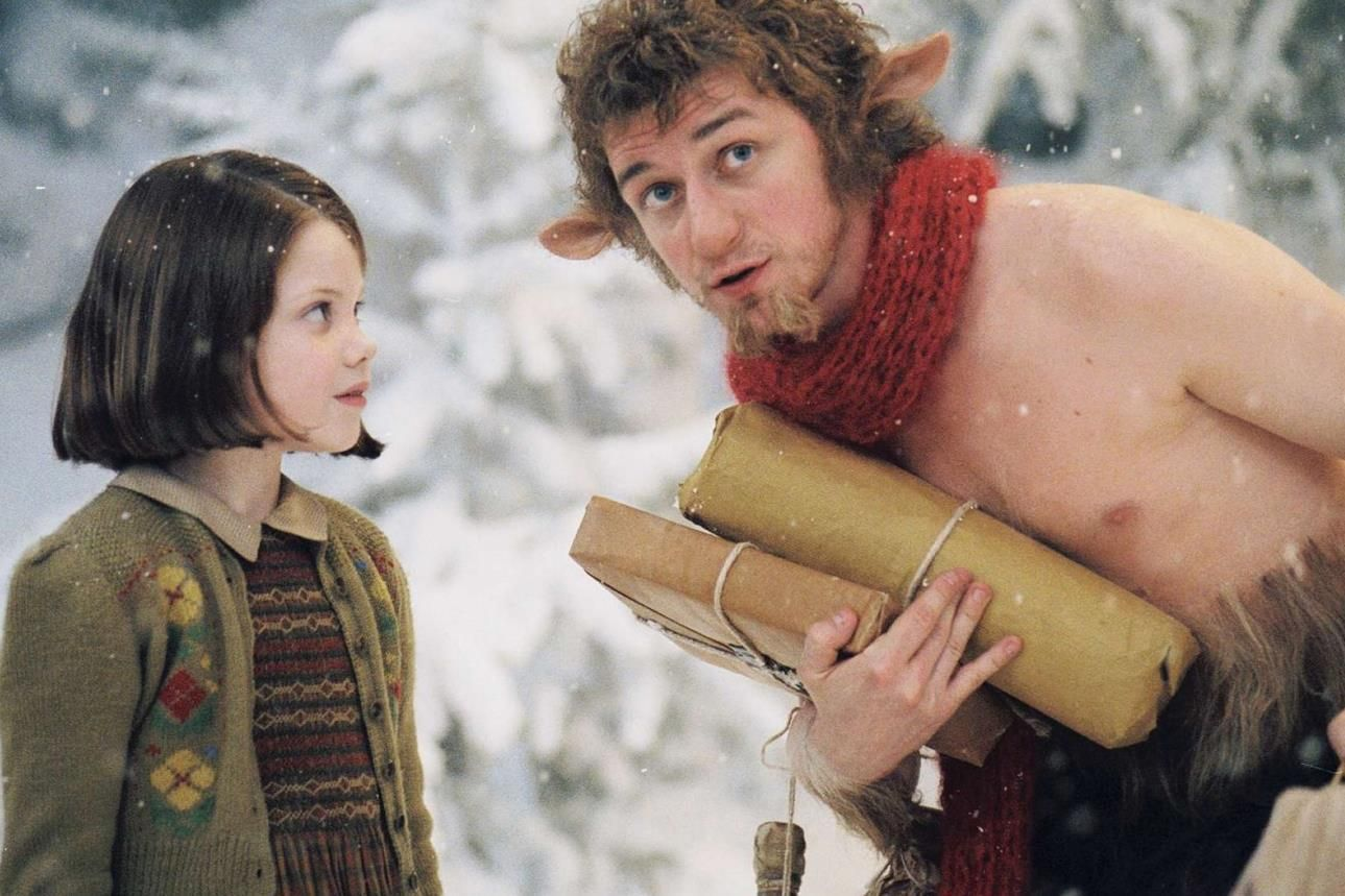 the chronicles of narnia on Disney+