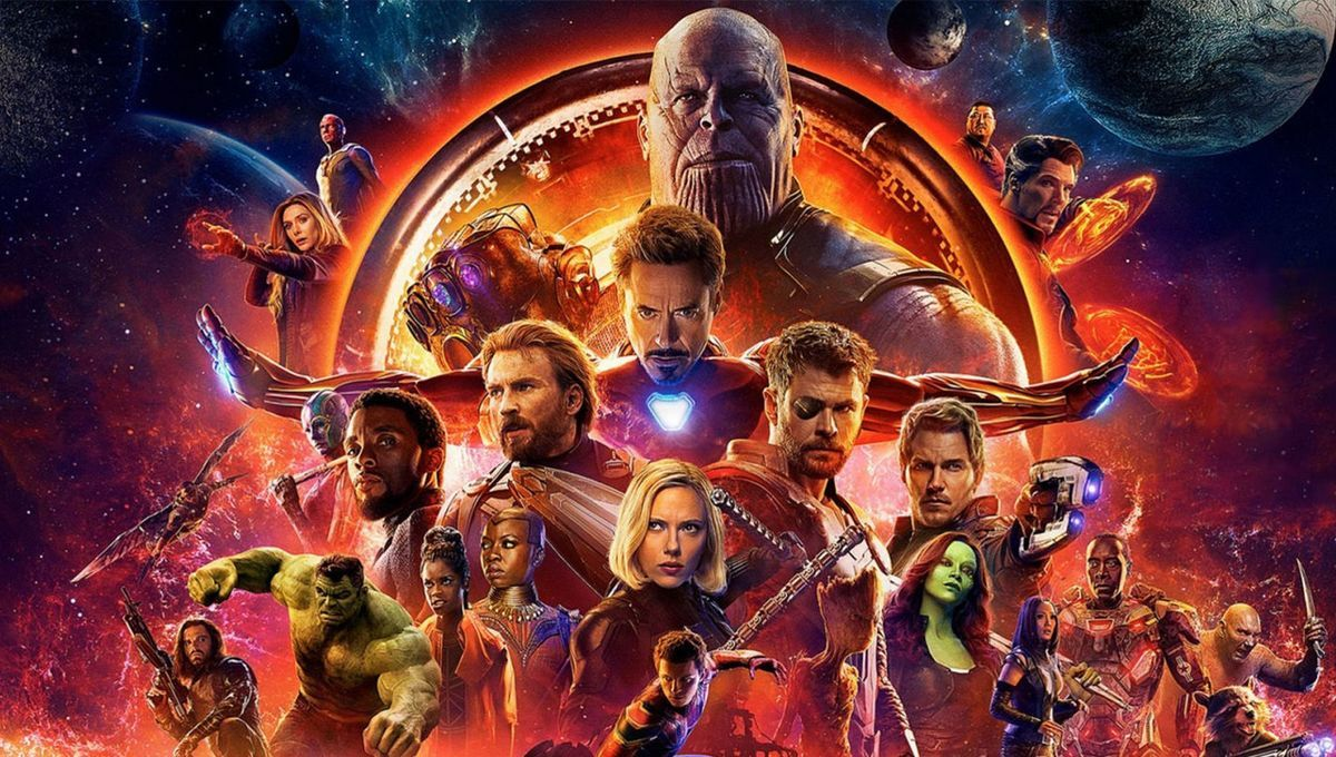 all avengers movies on Disney+