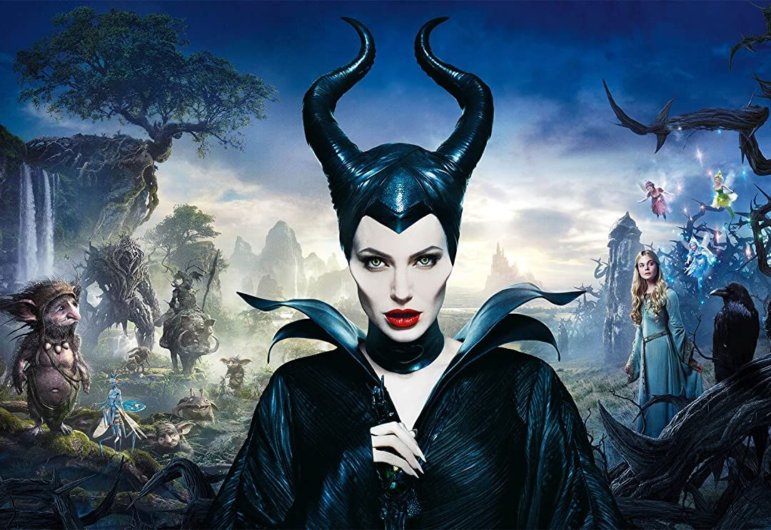 Maleficent available on Disney+