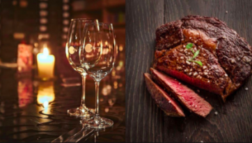 Steak and Wine Lovers - Here's Where You Should Have Dinner This Weekend